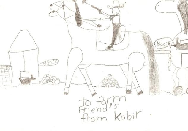Kabir's Farm Animals