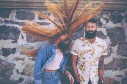 Guy et fille