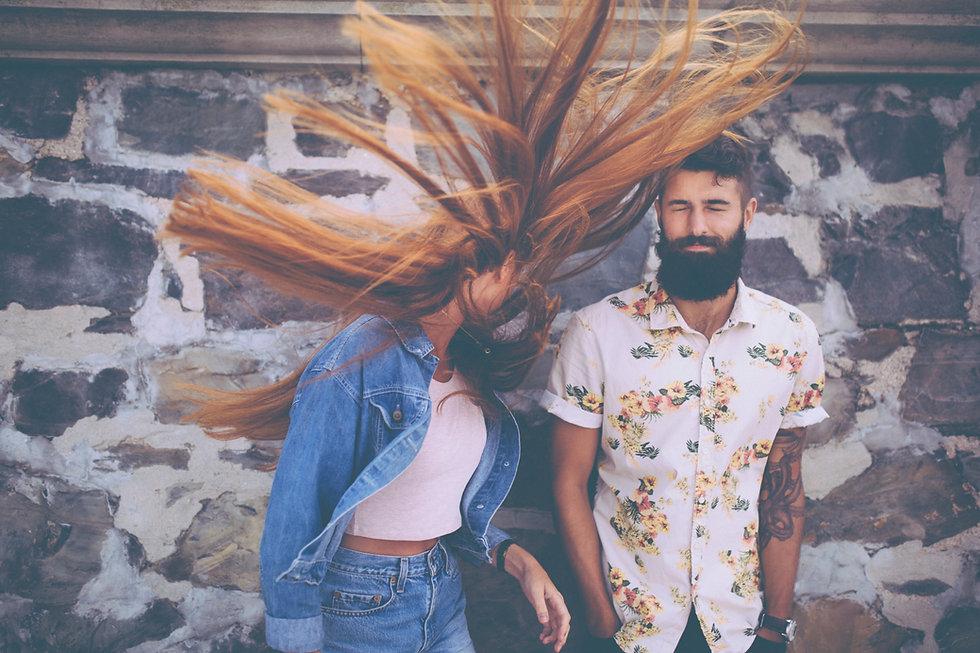 Girl and Guy