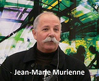 Photo du Président Jean Marie Murienne