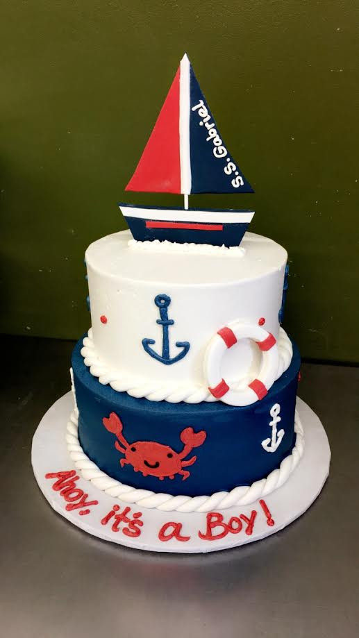 Nautical Sailboat Tiered Cake.jpg