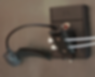 Photo du kit de fixation complet du Tom Pouce 2 -Vue de dos