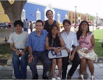 Photo groupe Trujillo Pérou depuis 2012