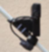 Photo du Tom Pouce 2 - vibreur accroché au dessous sur canne