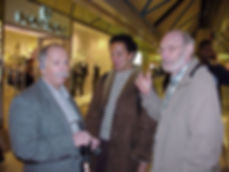 Photo Jean-Marie Murienne et Roland Damaschini 2001
