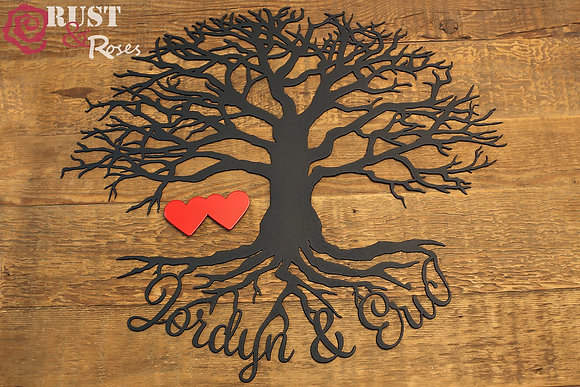 Personalized Tree of Life ~ Style #3