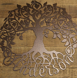 Personalized Tree of Life ~ Style #1