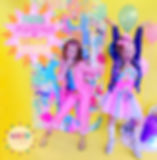 Pastel Popstars and Rainbow Rockers soci