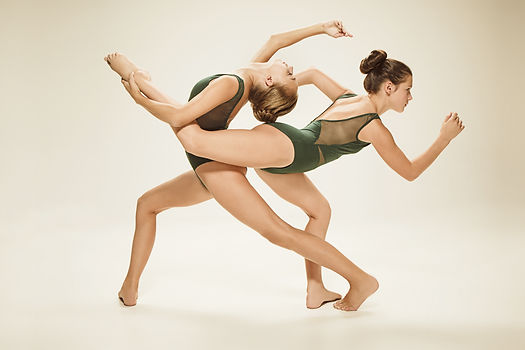 The two modern ballet dancers.jpg