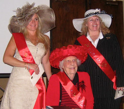 Our Derby Hat Winners!