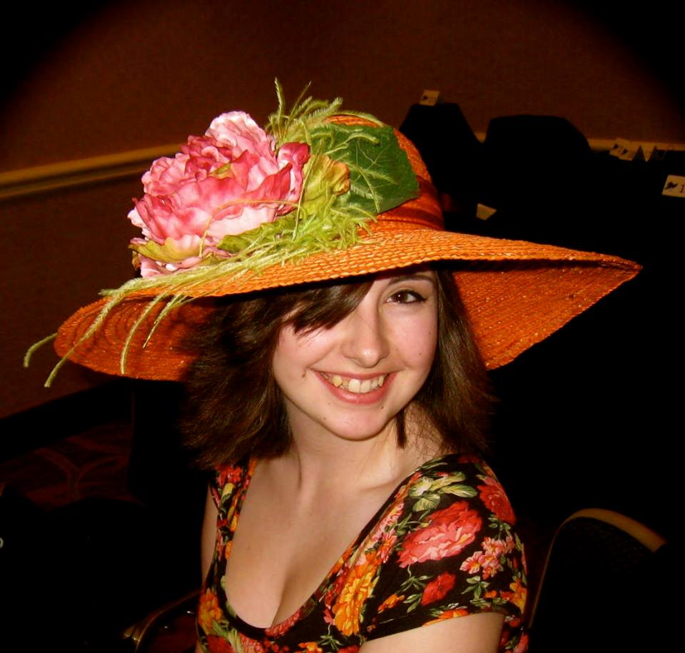 Beautiful Hat!