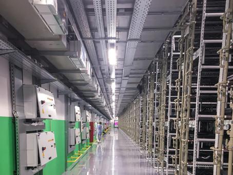 Компания «МБС» обеспечила шинопроводами самую крупную в мире сити-ферму вертикального выращивания