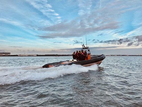 Supporting Hamble Lifeboat