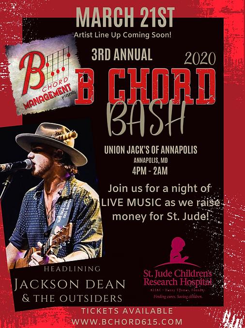 3rd Annual B Chord Bash.png