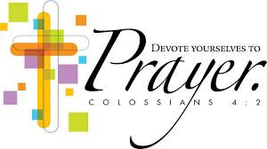 Prayer Meeting Tuesday nights @ 7:00