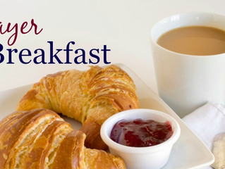 Women's Prayer Breakfast Jan. 27
