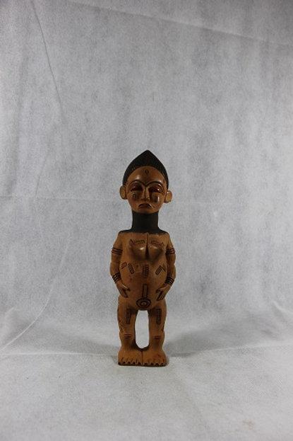 clay statue