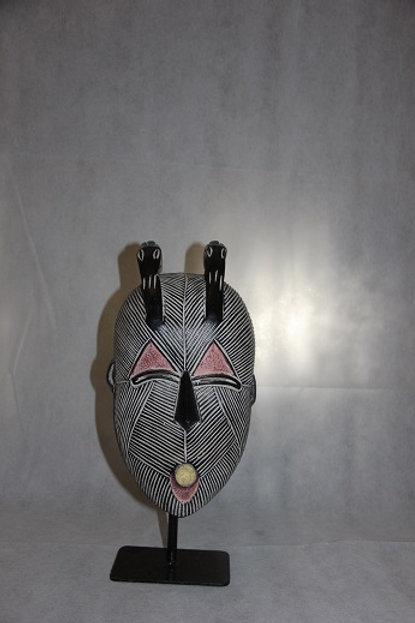 songye mask/Congo