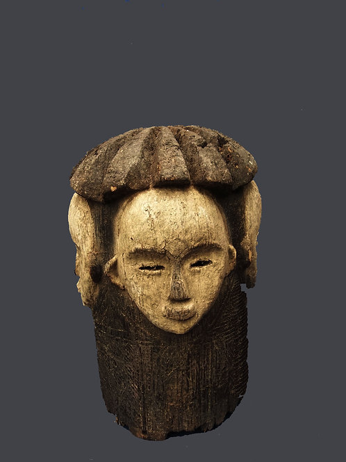 MASQUE NGONGTAH (FANG/GABON)