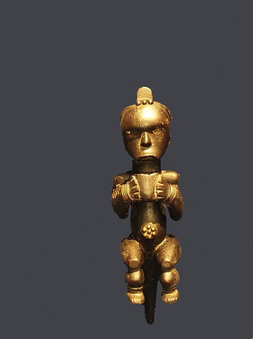 Statue-reliquaire fang okak(byeri okak)