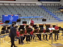 5th grade band Oct. 23 2016