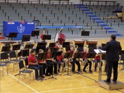 5th grade band Oct. 23 2016