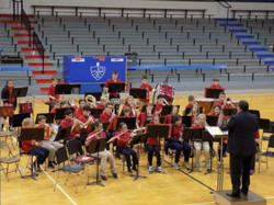 6th-8th grade band Oct. 23 2016