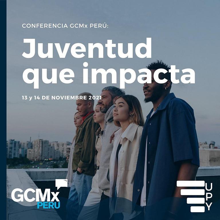 Conferencia GCMx Perú: Juventud que impacta