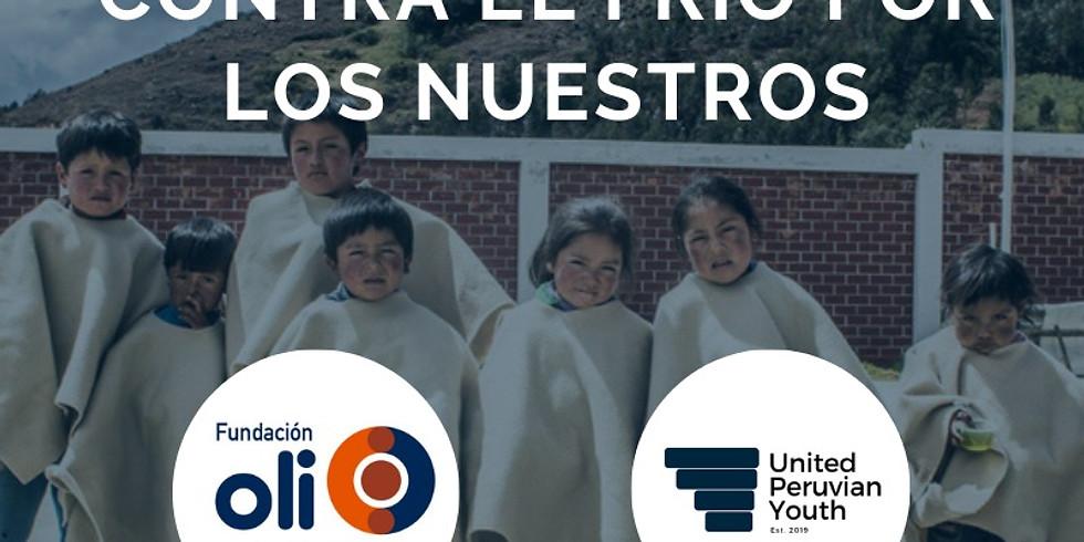 #CampañaUPY: Contra el frío por los nuestros