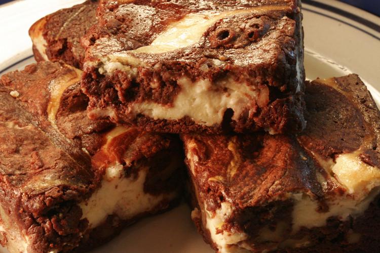 Decadence Brownies