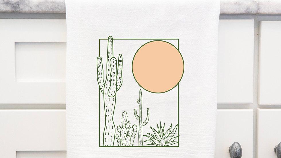 Desert Sun Towel