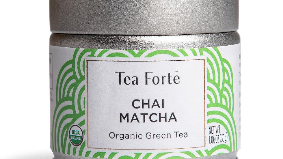 Tea Forte Organic Matcha
