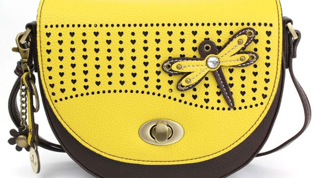 Chala Dragonfly Bucket Bag