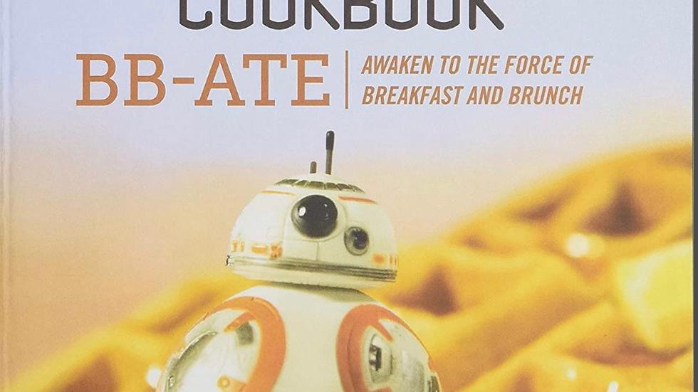 Star Wars Cookbook BB-Ate