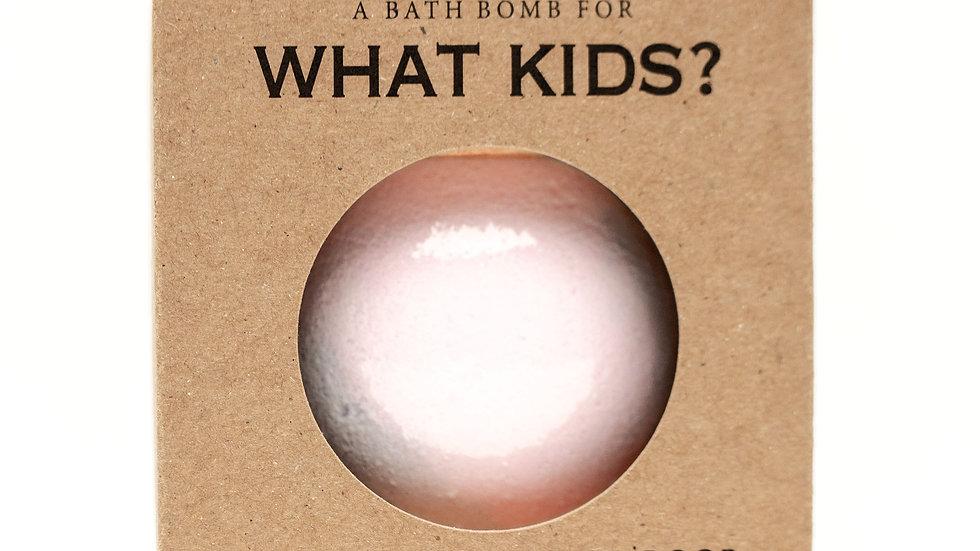 Bath Bomb, What Kids?