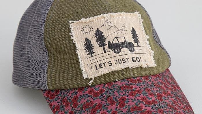 Let's Just Go Cap