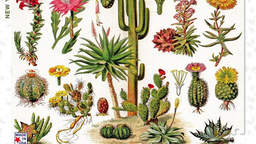 Cactus Puzzle, 1000pc