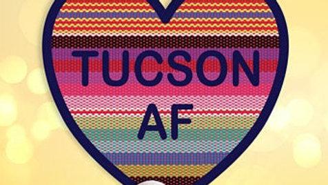 Tucson AF Sticker