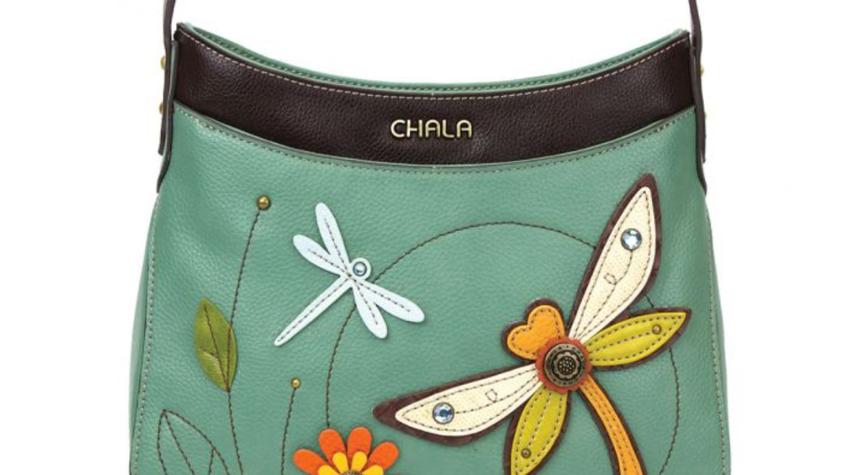 Chala Dragonfly Purse