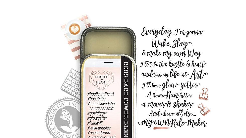 Wearable Aromatherapy Perfume Balm- Hstle