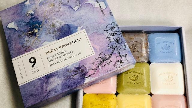 Shea Butter Guest Soaps by Pre de Provence