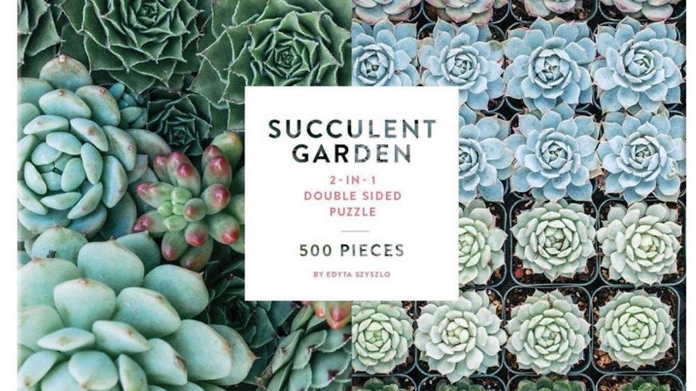 Succulent Puzzle
