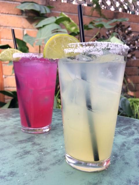 Classic or Prickly Pear Margarita