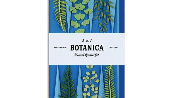 Botanica Travel Game Set