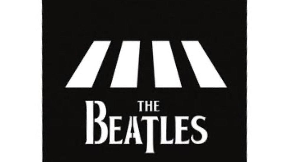 Beatles Abbey Road Pop Up Card