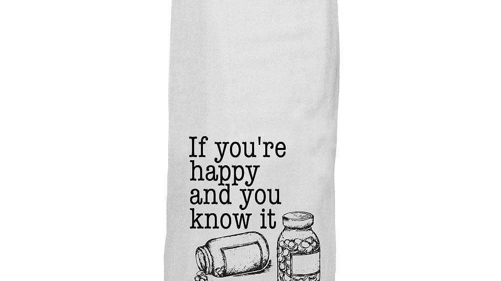 It's Your Meds Towel