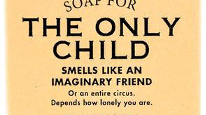 Only Child Soap