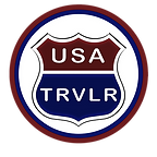 USA TRVLR Логотип Work and Travel USA Визы в США