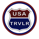 USA TRVLR Work and Travel USA Логотип