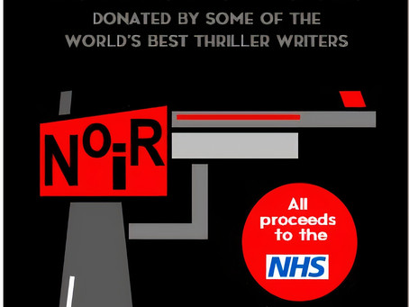Crime Writers Supporting the NHS